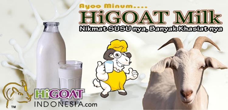 Susu Kambing Lebih Mudah Dicerna Bayi