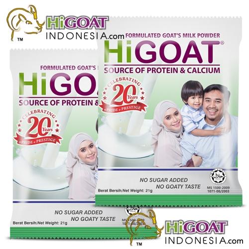 Higoat Susu Kambing Higoat Original